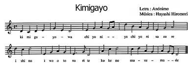 himno japon: